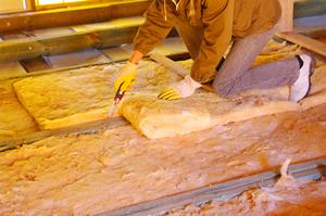 Ryan Construction Insulation Job
