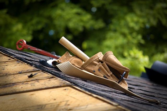 roofing tool belt